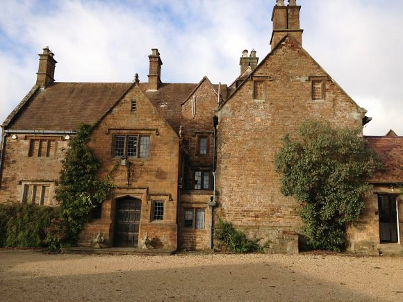 A 16th century, grade II listed Manor house with extensive gardens.