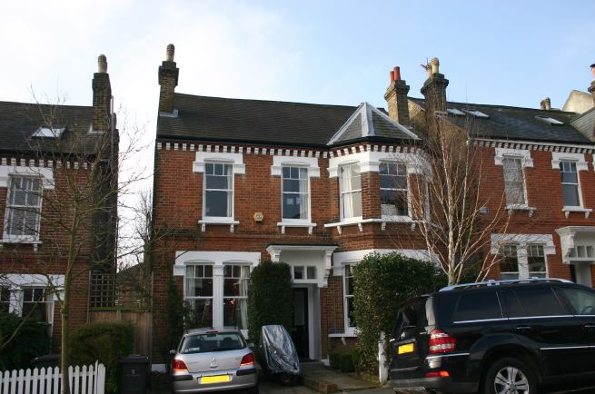 Detached Victorian house with lovely garden.  It remains virtually untouched from original build.