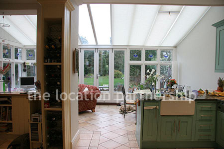 Family House With Open Plan Kitchen Conservatory Location